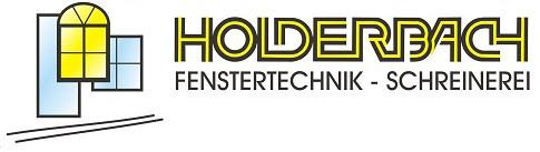Bild zu Holderbach Fenstertechnik Schreinerei in Buchen im Odenwald