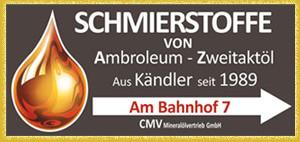Logo von CMV Mineralölvertrieb GmbH