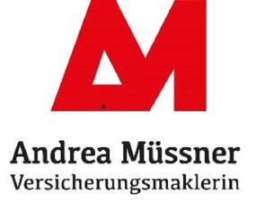 Firmenlogo: Andrea Müssner Versicherungsmaklerin