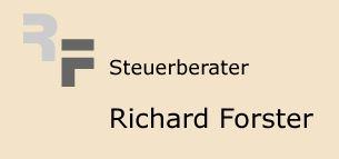 Firmenlogo: Steuerberater Dipl.-Kfm. Richard Forster