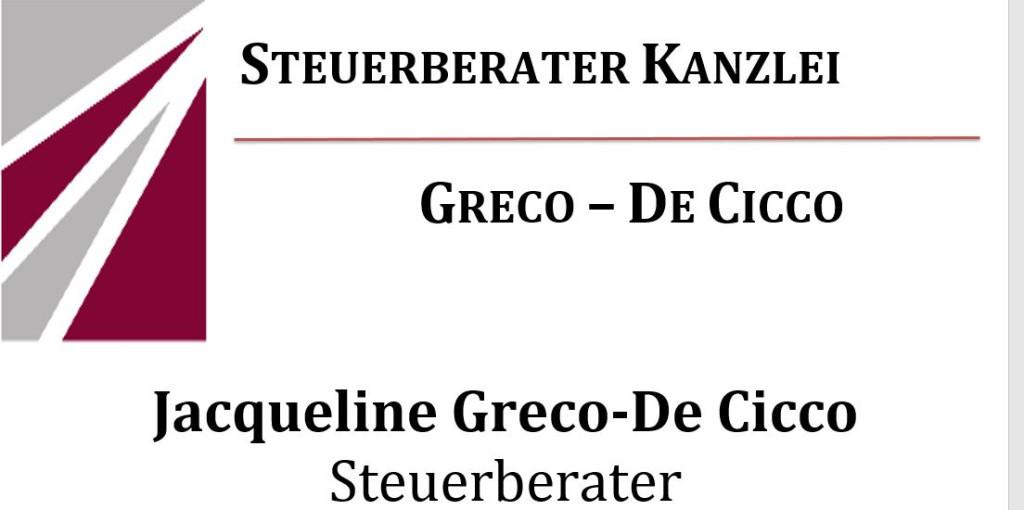 Bild zu Steuerberaterkanzlei Greco-de Cicco in Frankfurt am Main