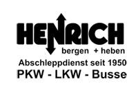 Bild zu Abschleppdienst Auto Henrich in Frankfurt am Main