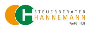 Firmenlogo: Steuerberater Hannemann PartG mbB