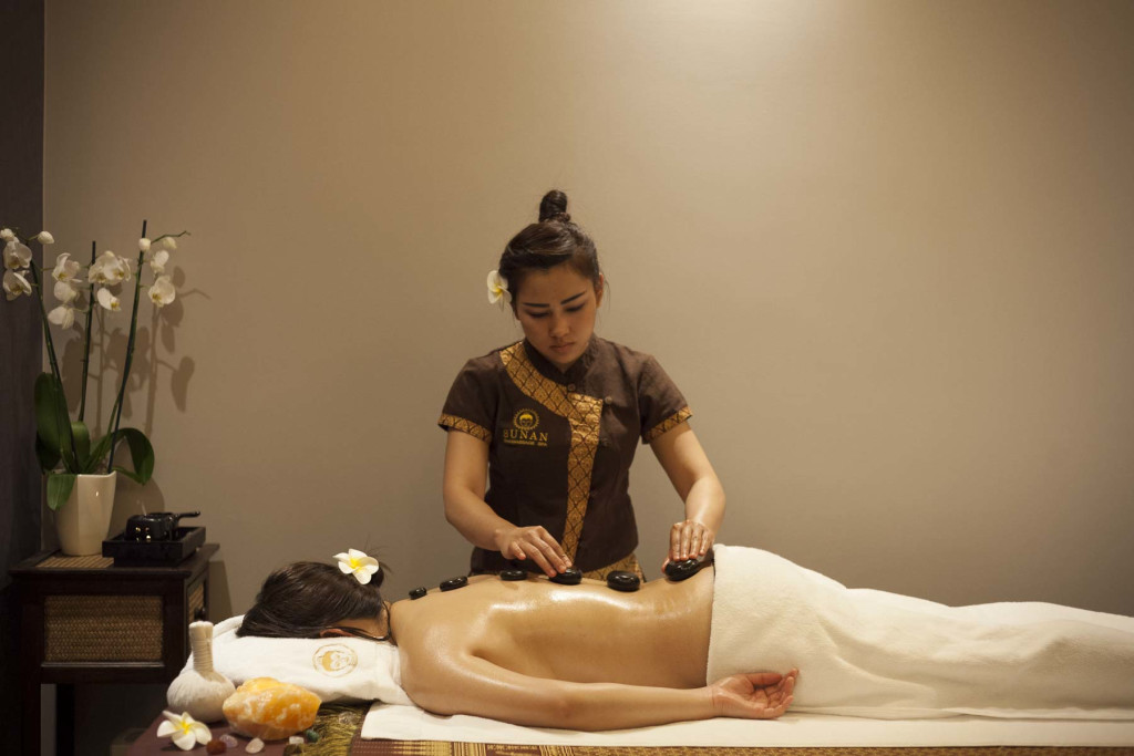 Thai massage karben