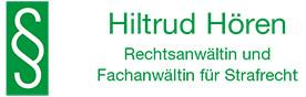 Bild zu Rechtsanwältin Hiltrud Hören in Mönchengladbach