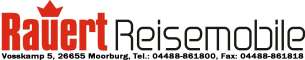 Firmenlogo: Rauert Reisemobile GmbH