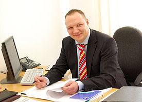 Steuerberater Holger Keller