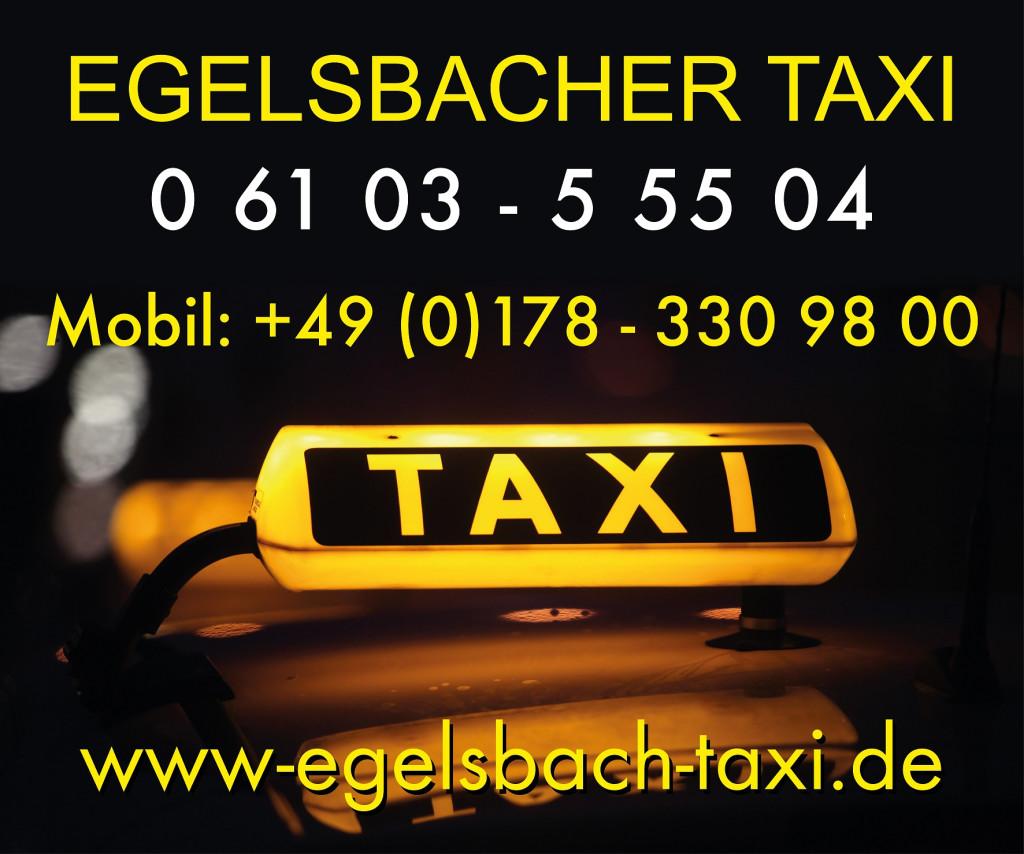 Bild zu Egelsbacher Taxi in Egelsbach