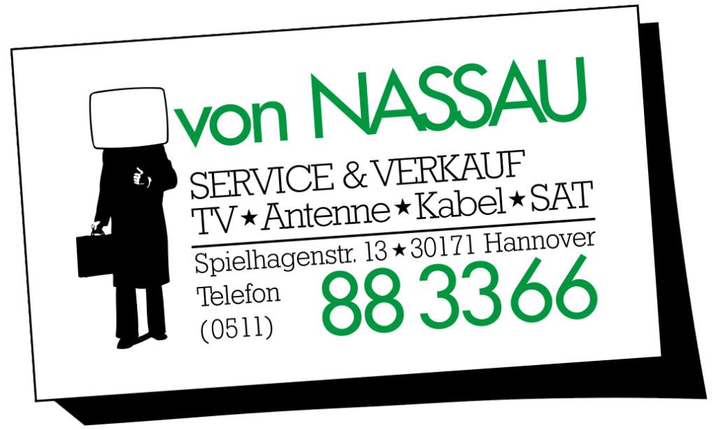 Logo Hermann von Nassau GmbH in Hannover