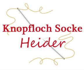 Logo von Knopfloch Socke Heider