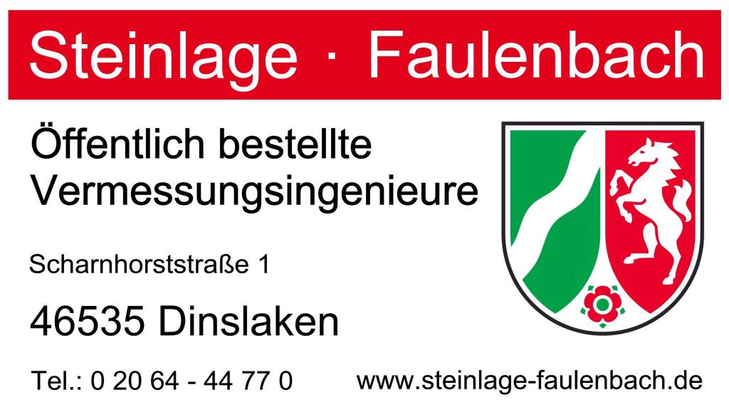 Bild zu Vermessungbüro Steinlage und Faulenbach - Öffentlich bestellte Vermessungsingenieure (ÖbVI) in Dinslaken