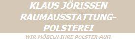 Bild zu Jörissen Raumausstattung-Polsterei e.K. in Krefeld