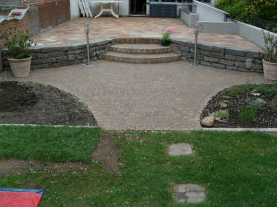 Bild zu Hysen Graci Gartenlandschaftsbau in Leverkusen