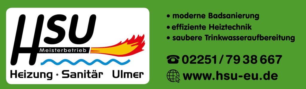 Bild zu HSU GmbH - Heizung Sanitär Ulmer in Euskirchen