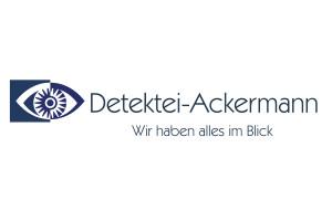 Logo von Detektei-Ackermann