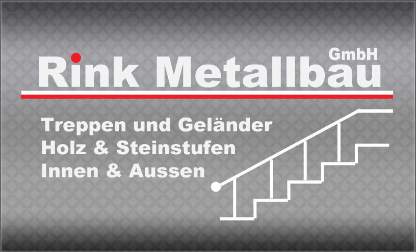Bild zu Rink Metallbau GmbH Treppen u. Geländer in Lahntal
