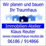 Bild zu Immobilien-Atelier Reuter GbR in Großkrotzenburg