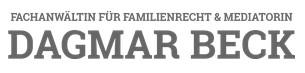 Bild zu Fachanwältin für Familienrecht u. Mediatorin Dagmar Beck in Fürth in Bayern