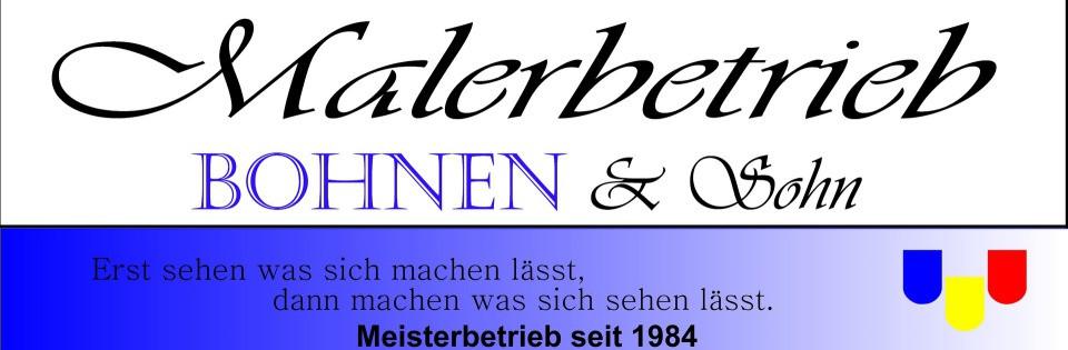 Bild zu Malerbetrieb Bohnen & Sohn in Aldenhoven bei Jülich