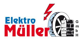 Bild zu Elektro Müller GmbH in Sachsenheim in Württemberg