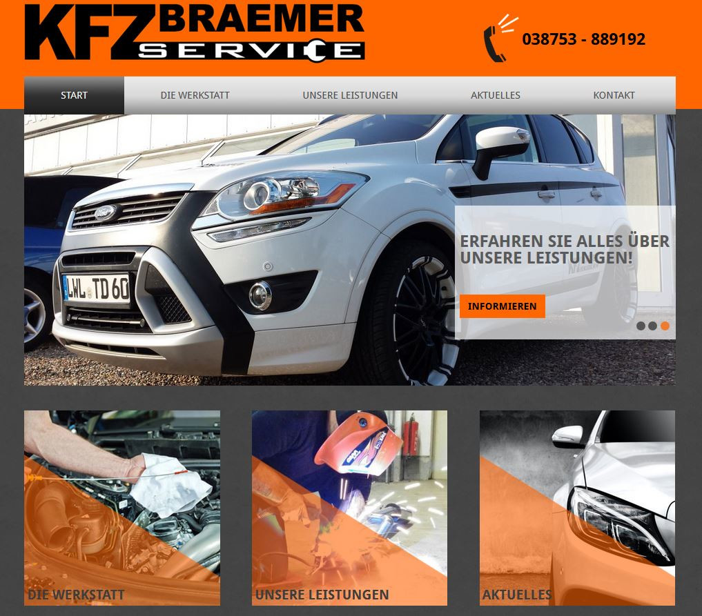 KFZ SERVICE BRAEMER