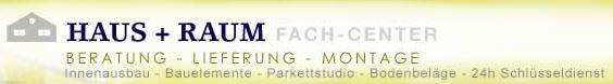 Logo von HAUS + RAUM Fach-Center