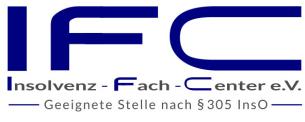 Firmenlogo: Insolvenz-Fach-Center e.V