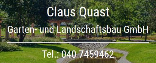 Bild zu Claus Quast Garten- und Landschaftsbau GmbH in Hamburg