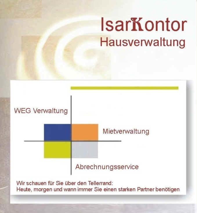 Bild zu IsarKontor Hausverwaltung in Weihmichl