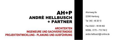 Bild zu André Hellbusch Architekt in Hamburg