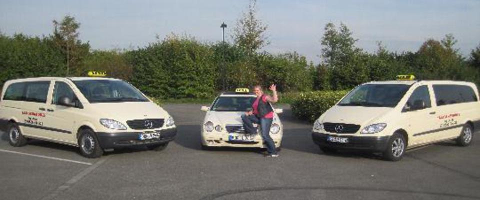 Bild zu Michael Schmeddes Taxiunternehmen in Legden
