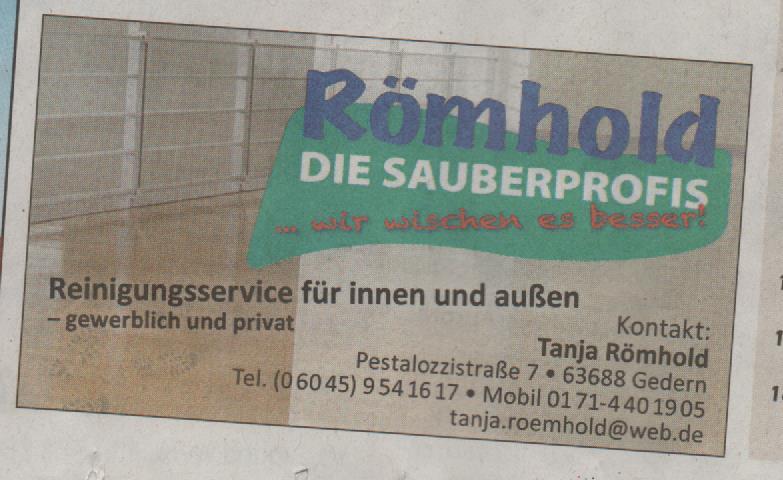 Bild zu Tanja's Heim- & Reinigungsservice in Gedern