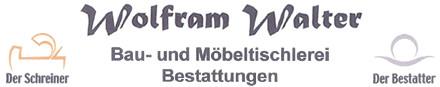 Bild zu Schreinerei und Beerdigungsinstitut Wolfram Walter in Heusweiler