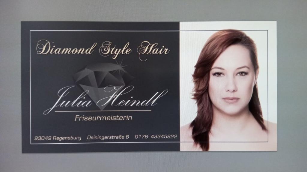 Logo von Diamond Stye Hair Julia Heindl