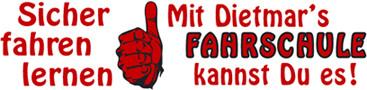 Bild zu Dietmar´s Fahrschule GmbH in Lübben im Spreewald
