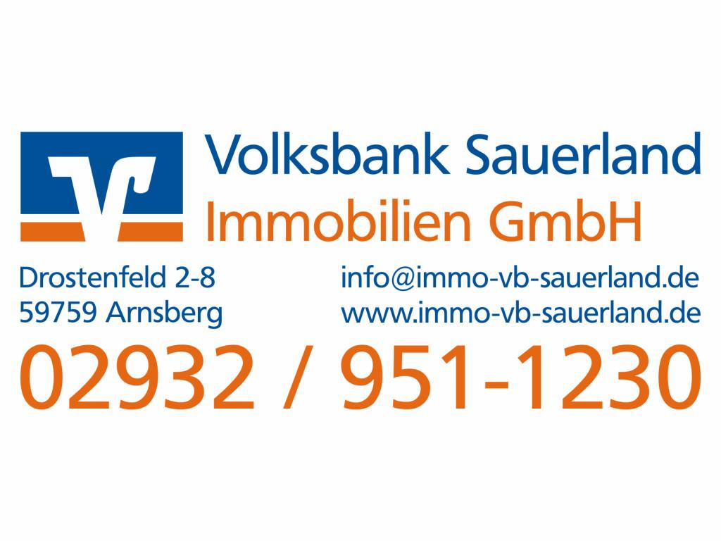 Bild zu Volksbank Sauerland Immobilien GmbH in Arnsberg