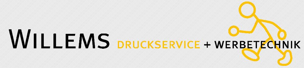 Bild zu Willems Druckservice + Werbetechnik in Mönchengladbach