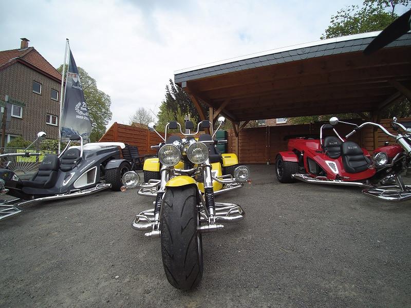 Bild der Franks Trike Shop