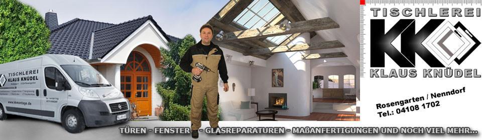 Bild zu Tischlerei Klaus Knüdel in Rosengarten Kreis Harburg