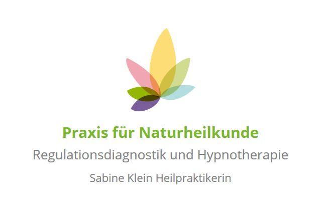 Praxis für Naturheilkunde, Regulationsdiagnostik und Hypnotherapie, Sabine Klein - Heilpraktikerin
