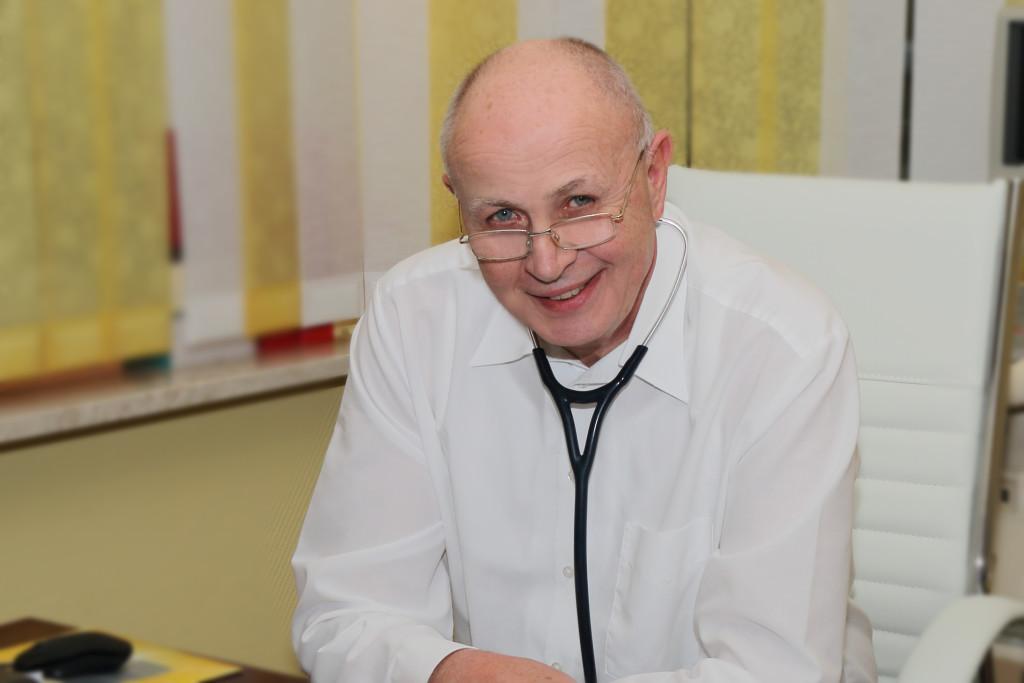 Bild der Dr. med. Hans-Günther Mühlbauer Facharzt für Allgemeinmedizin