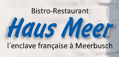 Logo von Restaurant Haus Meer