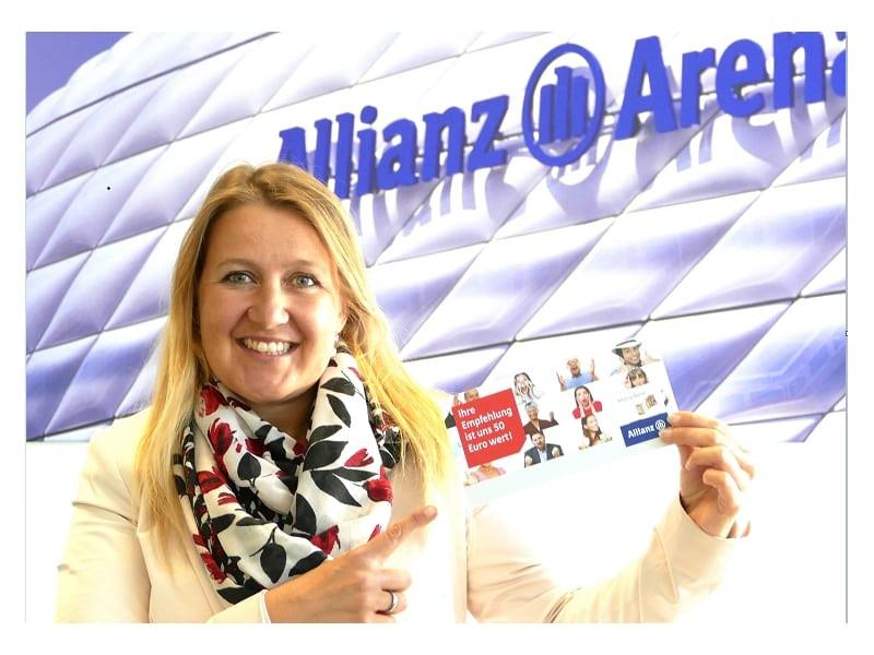 Logo von Allianz Astrid Weise-Dräxl Hauptvertretung