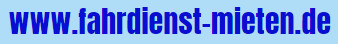 Logo von Fahr-und Kurierdienst