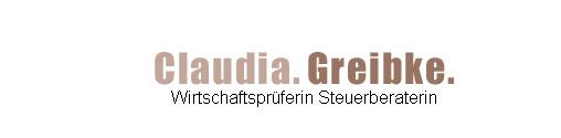 Bild zu Claudia Greibke Wirtschaftsprüferin und Steuerberaterin in Hamburg