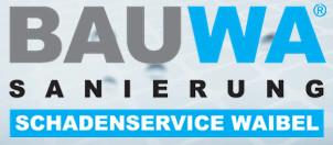 Bild zu BAUWA Sanierung Schadenservice Waibel in Nürtingen
