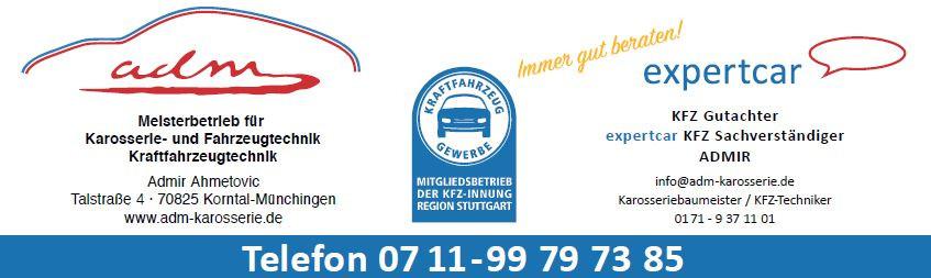 Logo von ADM Kfz Technik - Meisterbetrieb
