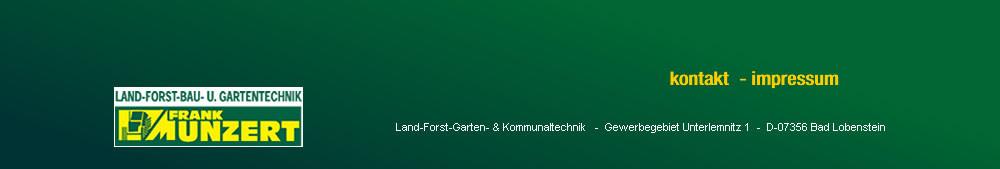 Logo von Munzert Land-Forst- Garten-Kommunaltechnik u. Kfz-Lackiererei