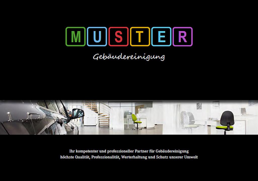 Bild zu Muster Gebäudereinigung in München