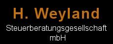 Bild zu H. Weyland Steuerberatungsgesellschaft mbH in Hanau